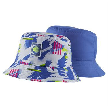 Nike Court Reversible Bucket Hat - Sapphire