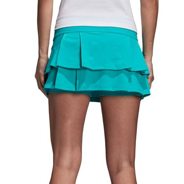 adidas Advantage Layered Skirt - Aqua
