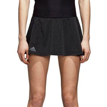 adidas Barricade Skirt - Black/Black Heather