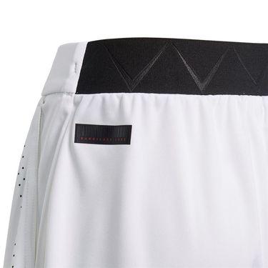 adidas Boys Barricade Bermuda Short - White