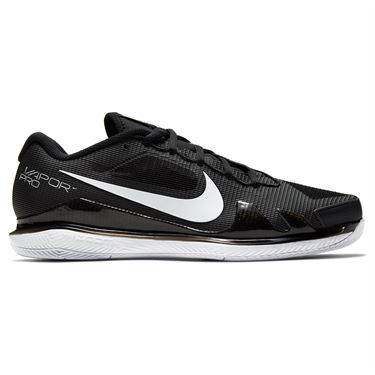 Nike Court Air Zoom Vapor Pro Mens Tennis Shoe Black/White CZ0220 024