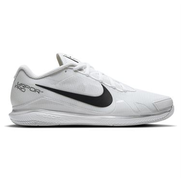 Nike Court Air Zoom Vapor Pro Mens Tennis Shoe White/Black CZ0220 124