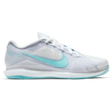 Nike Court Air Zoom Vapor Pro Womens Shoes White/COPA/Purple Pulse CZ0222 124