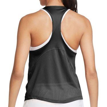 Nike Miler Tank Womens Black/Reflective Silver CZ1046 010