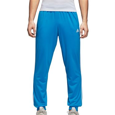 adidas Essentials 3 Stripe Pants - Bright Blue/White
