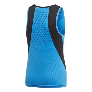 adidas Girls Stella McCartney Tank - Ray Blue