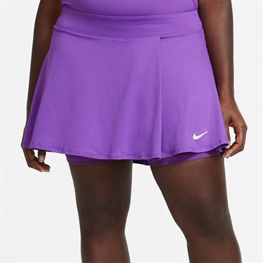 Nike Court Victory Skirt Extended/Plus Size Womens Wild Berry DB6604 529
