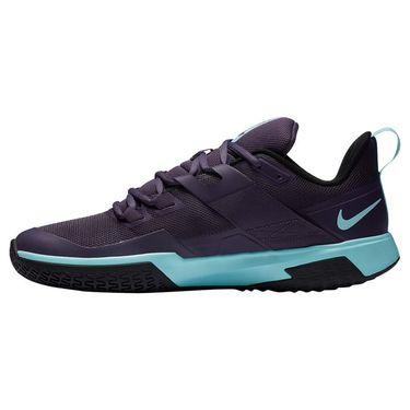 Nike Court Vapor Lite Womens Tennis Shoe Dark Raisin/COPA/White/Black DC3431 524