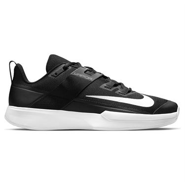 Nike Court Vapor Lite Mens Tennis Shoe Black/White DC3432 008