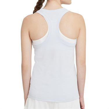 Nike Court Swoosh Tank Womens Football Grey DC5252 085