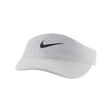 Nike Court Womens Advantage Visor - White
