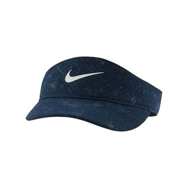 Nike Court Womens Advantage Visor - Obsidian