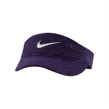 Nike Court Womens Advantage Visor - Wild Berry