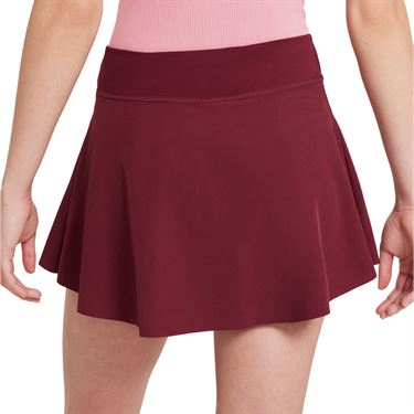 Nike Club Skirt Womens Dark Beetroot DD0341 638