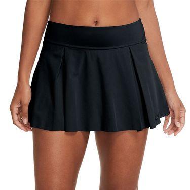 Nike Club Skirt Extended/Plus Size Womens Black DD0343 010