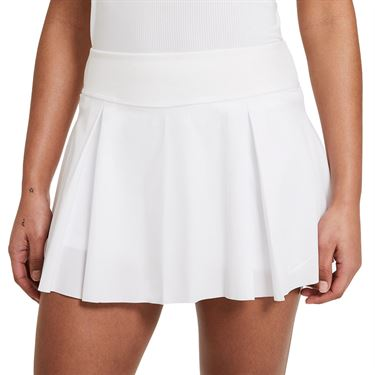 Nike Club Skirt Extended/Plus Size Womens White DD0343 010