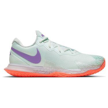 Nike Court Zoom Vapor Cage 4 Rafa Mens Tennis Shoe Barely Green/Wild Berry/White DD1579 324