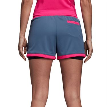 adidas Club Shorts - Tech Ink