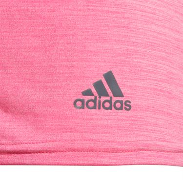 adidas Girls Dotty Tank - Shock Pink