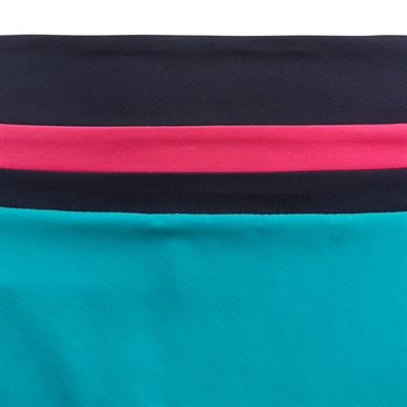 adidas Girls Club Skirt - Hi Res Aqua