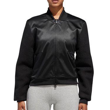 adidas ID Sherpa Jacket - Black
