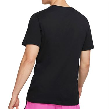 Nike Rafa DRI-FIT Mens Trophy T-Shirt - Black