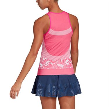 adidas Stella McCartney Seamless Tank - Shock Pink