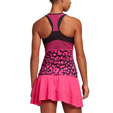 adidas Stella McCartney Tank - Black/Shock Pink