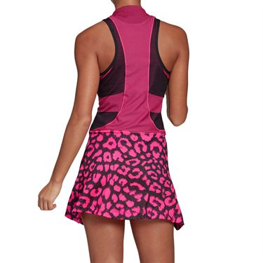 adidas Stella McCartney Dress - Shock Pink/Black