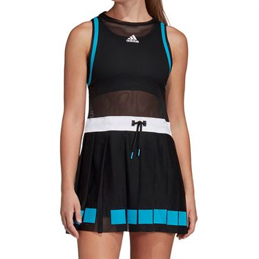 adidas Escouade Dress - Black/White