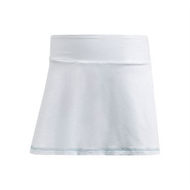 adidas Parley Skirt - White/Easy Blue