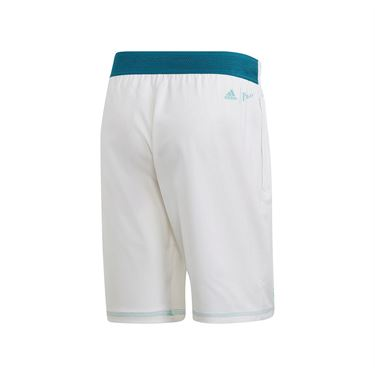 adidas Parley 9 inch Short - White