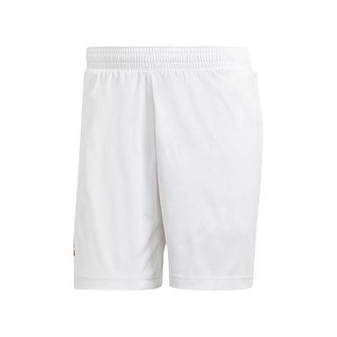 adidas Code 7 Inch Short - White