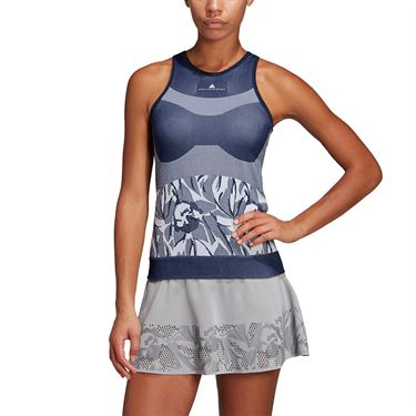 adidas Stella McCartney Seamless Tank - Night Indigo