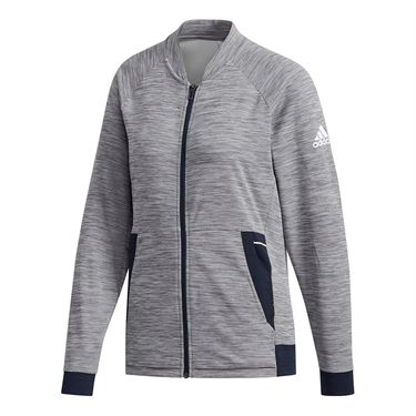 adidas Knit Jacket - Grey