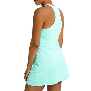 Eleven Forest Star Queen Skater Dress Womens Mint Zebra DR107 990