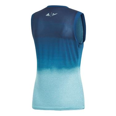 adidas Parley Tank - Legend Ink/Blue Spirit