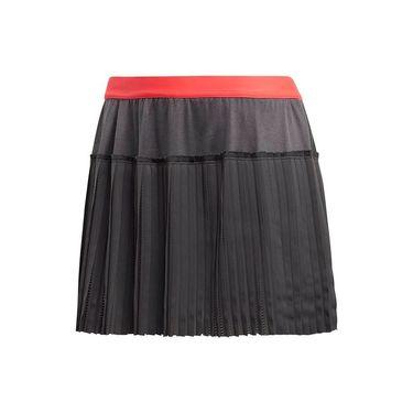 adidas Match Code Skirt - Grey/Shock Red