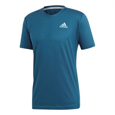 adidas Parley Striped Crew - Legend Ink/Petrol Night