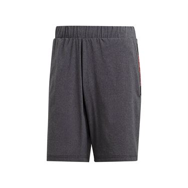 adidas Code 9 Inch Short - Dark Grey Heather