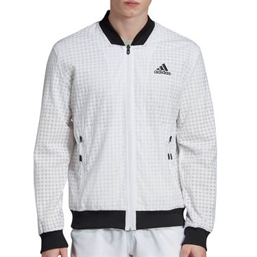 adidas Escouade Jacket - White