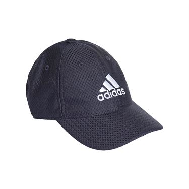 adidas Tennis C40 6 Panel Climacool Cap - Legend Ink/White