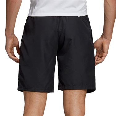 adidas Club 9 Inch Short - Black/White