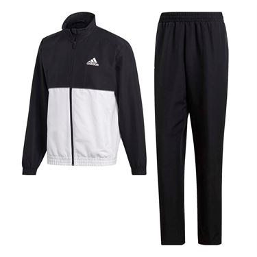 adidas Club Warm Up - Black/White