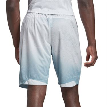 adidas Sport Spray Graphic 9 inch Short - White/Ash Grey