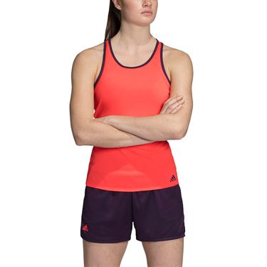 adidas Club Tank - Shock Red