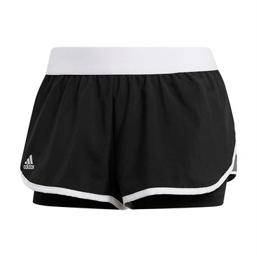 adidas Club Short - Black