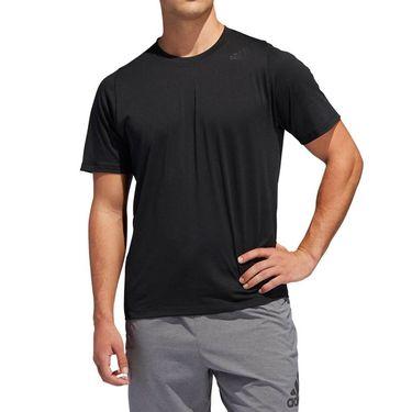 adidas Freelift Sport Tee - Black