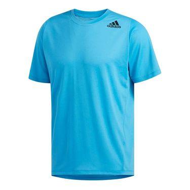 adidas Freelift Sport Shirt - Shock Cyan