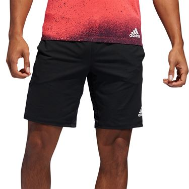 adidas Sport Ultimate 9 inch Short Mens Black DU1556